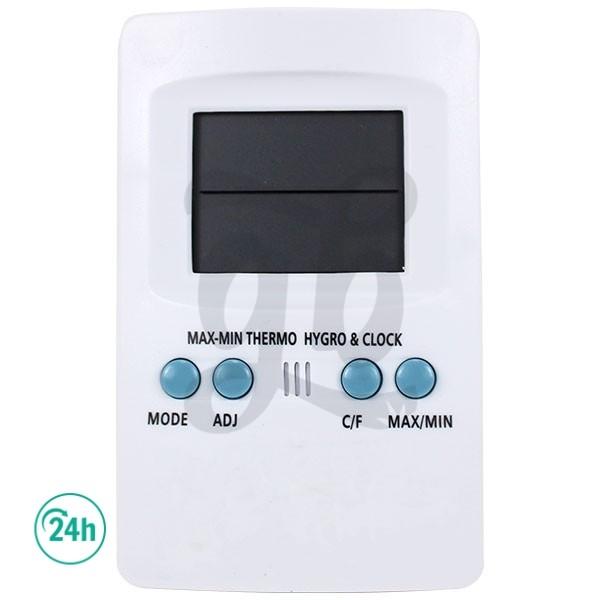 Thermo-Hygromètre Max-Min digital