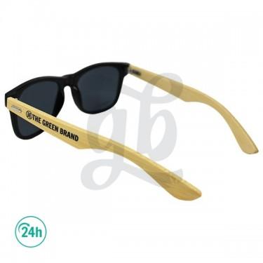 GB Sunglasses back view