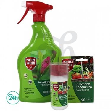 Decis Protech insecticida polivalente - Embalaje