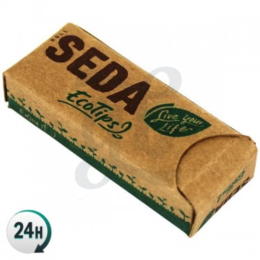 Roll Seda Eco Tips Filters Shown