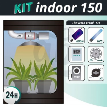 Kit de Cultivo interior 150