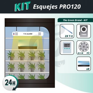 Grow Tent Kit for Cuttings