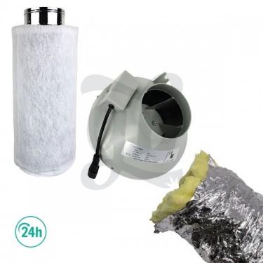 Kit de Ventilación PRO