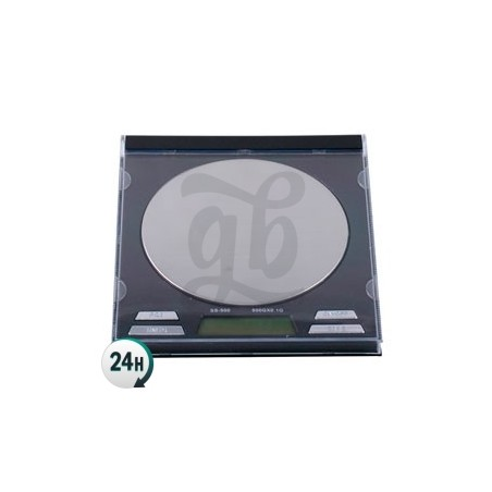 Balanza CD de Precisión - Báscula camuflada en CD