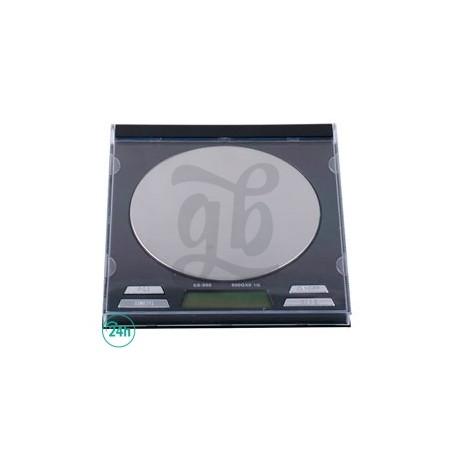 Báscula camuflada en CD
