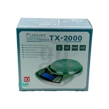 Balanza Tx 2000 Báscula de Precisión Gran Escala