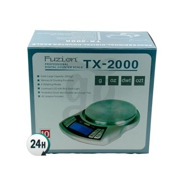 Tx 2000 Scale Bag