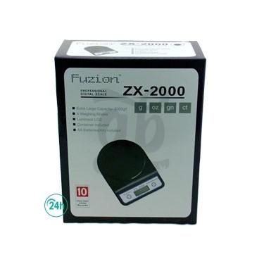 Báscula Zx 2000 Balanza de Precisión Gran Capacidad