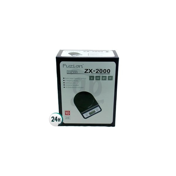 Zx 2000 Scales Box