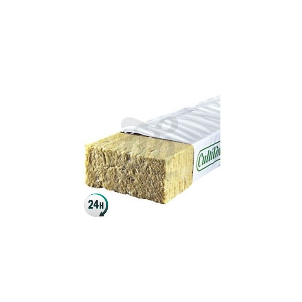 Slab lana de roca roockwool hydrop nico for Lana de roca ignifuga