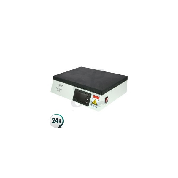 Laboratory hot plate for BHO