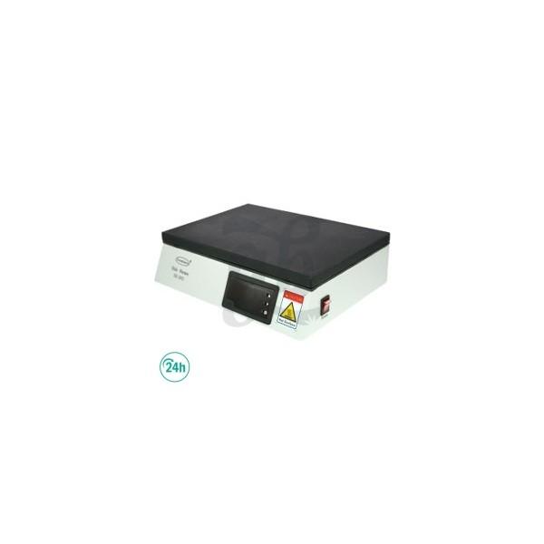 Placa calentadora laboratorio para BHO
