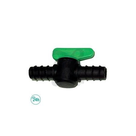 Válvula / manguito / llave para tubo de 16 mm