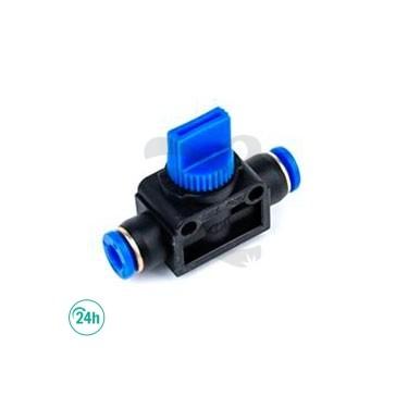 ConeFast 6mm shut-off valve