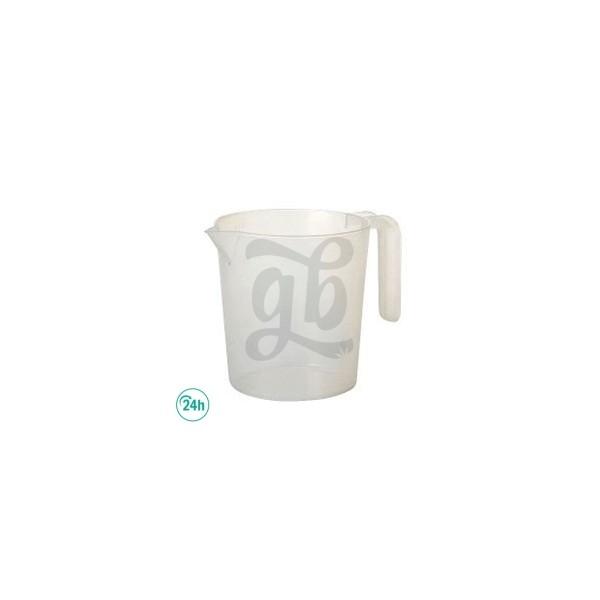 1L Plastic Jar
