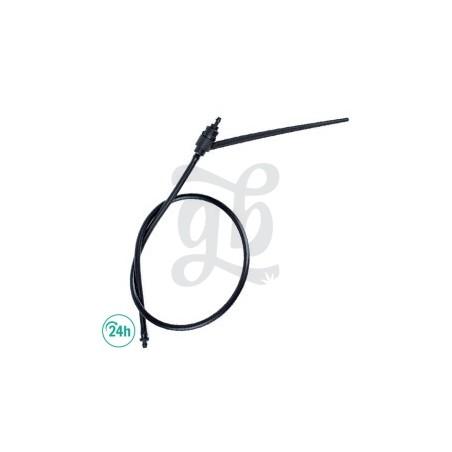 Dripper + 60cm microtube. 1,2L/h