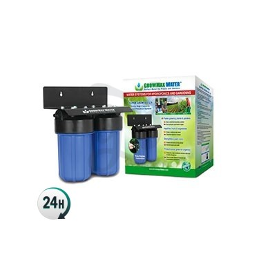 Super Grow carbon filter for irrigation water