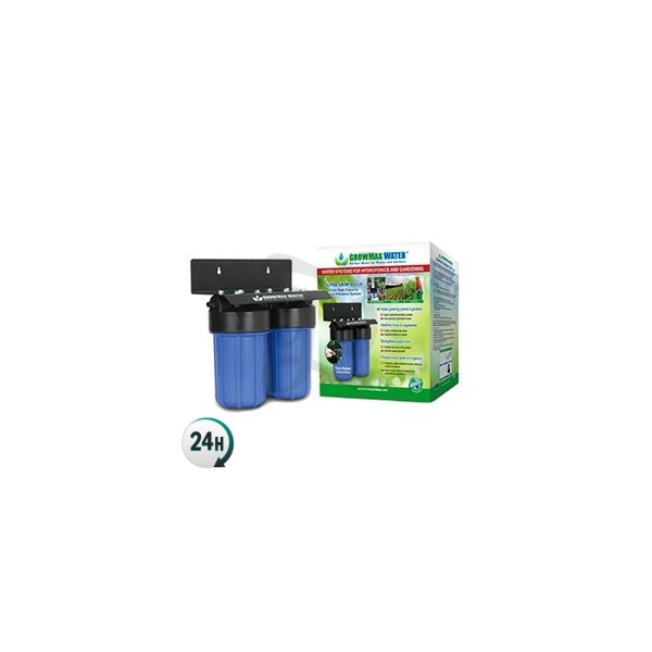 Super Grow 800L/h carbon filter for irrigation water