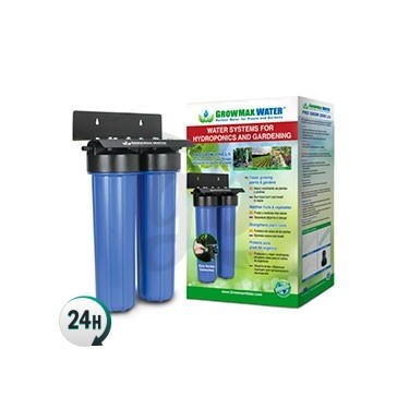 Pro Grow filter for irrigation water
