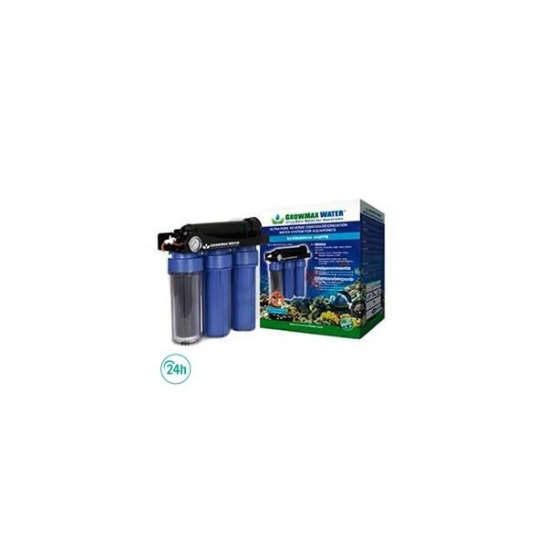 MaxQuarium 000 PPM osmosis + de-ionizer