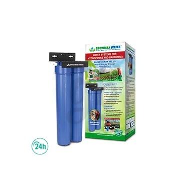 Garden Grow Filtro de 480L/h para agua de riego