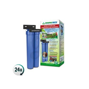 Garden Grow carbon filter for irrigation water