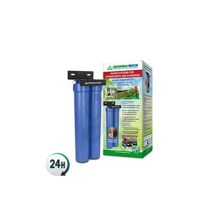 Garden Grow 480L/h carbon filter for irrigation water