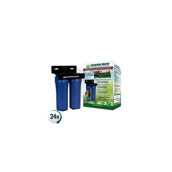 Eco Grow 240L/h carbon filter for irrigation water