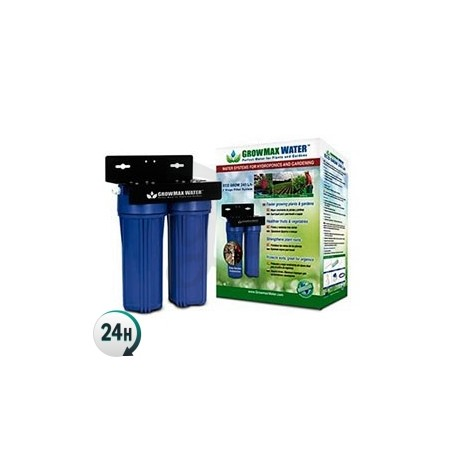 Eco Grow 240L/h filtro carbón para agua de riego
