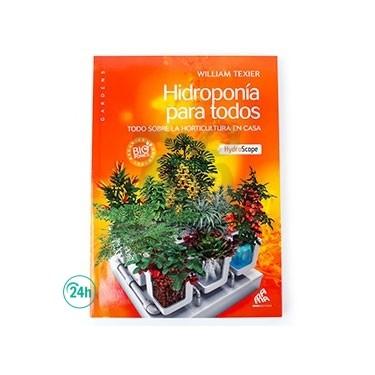 Hidroponía para todos - libro de cultivo