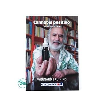 """Positive Cannabis, Medicinal Oil"" by Wernard Bruining"