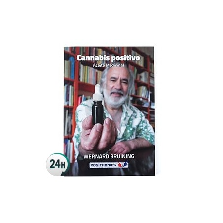 """Positive Cannabis, Medicinal Oil"" Wernard Bruining"