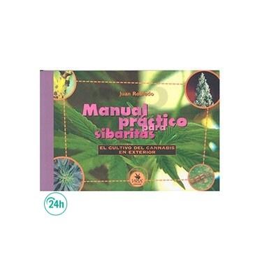 """Libro """"manual práctico para sibaritas"""""""
