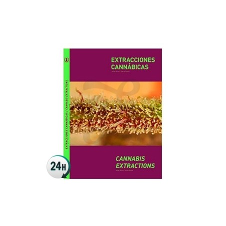 Cannabis Extractions - Book