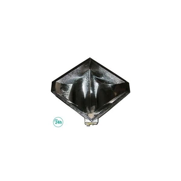 Réflecteur rhomboïdal