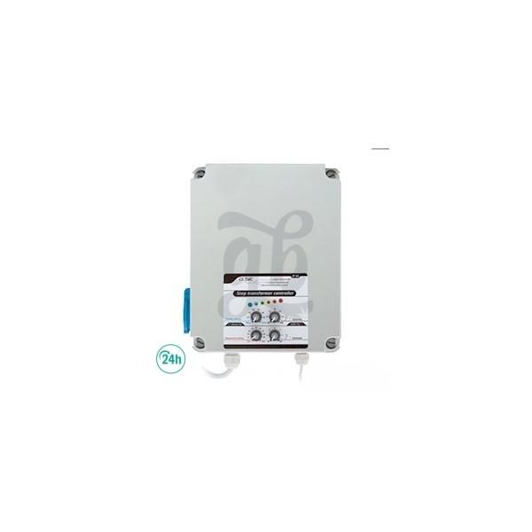 GSE step transformer controlador temp.