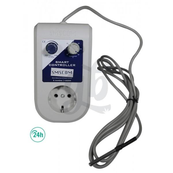 SMSCOM Smart Controller pour Température