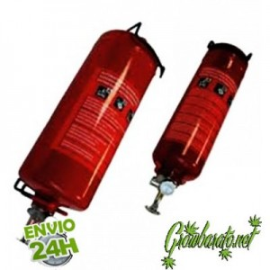 Automatic Fire Extinguishers for Cannabis Grows