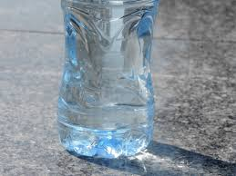 bottled water for cannabis