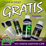 Plagron: Gifts and Fertilizers