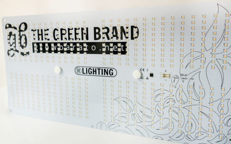 how to install a LED panel