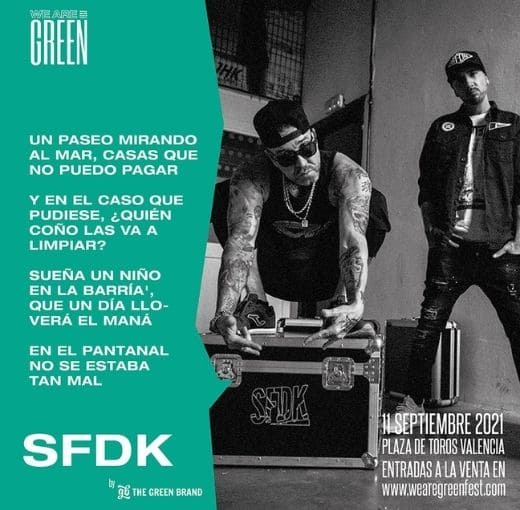 we are green fest