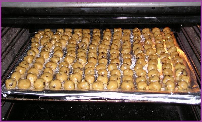 Galletas Cookies con Marihuana