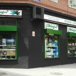 Grow Shop Madrid en Infanta Mercedes