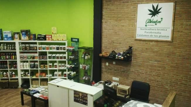 Grow Shop Madrid en Infanta Mercedes