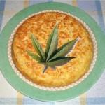 Tortilla de Marihuana
