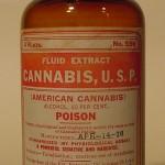 Tintura de Marihuana para uso medicinal
