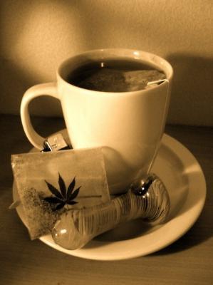 Infusion de Marihuana