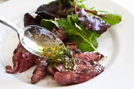 chimichurri para carne