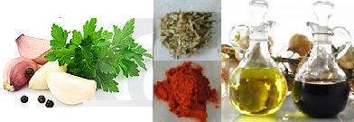 ingredientes chimichurri